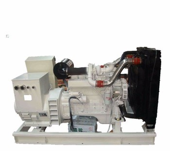 On sale!! CSCPower 125KVA with cummins engine Marine Diesel Generator Sets
