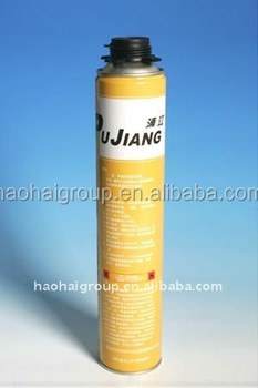750ml high quality polyurethane foam