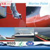Anti-corrosion solvent-based auto polish antifouling bottom paint