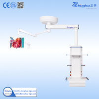 CE ISO Modular medical pendant supply gas and power with monitor