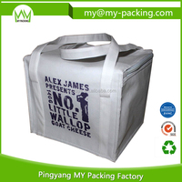 Customized top quality various wine cooler bag with custom design accepted