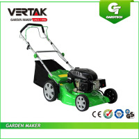 One-Stop Solution Service new fashion self-propelled 46 cm cutting width 139CC garden petrol mini lawn mower
