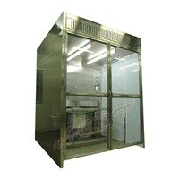 Manufacturer of GMP Standard pharmaceutical Weighing Booth Clean Booth Dispensing Booth