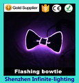 Wholesale Light Up Bow Tie / clown party led light up bow ties