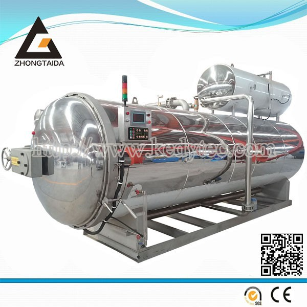 High Pressure Sterilizing Autoclave Machine