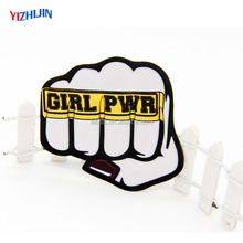 PVC Printing fr Clothing Patches Silicone Rubber Bands