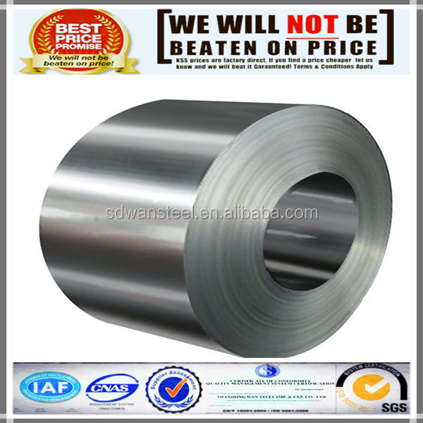 022Cr22Ni5Mo3N stainless steel strip/clamp Spring stainless steel band