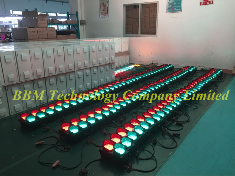 100mm red green best selling traffic light dual lens