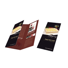 Cheap advertising sample promotional flyers