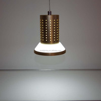 Led modern pendant light,single light