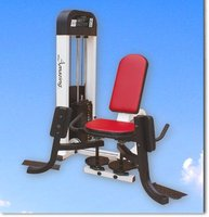 AMA-312 inner thigh adductor machine, commercial strength training equipment (size of tubing:100*50*3.0 )