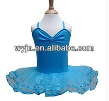 Girls Princess Ballet Dress Girls Tulle Ballet Costume Dress