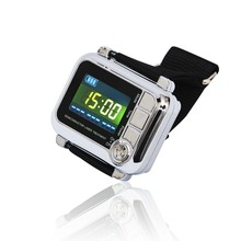 made in china bio laser therapy blood pressure wrist watch