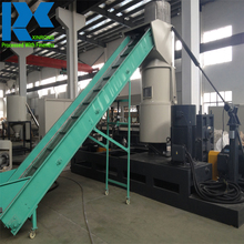 PE Film Plastic Pelletizing Machine, Recycling Production Line