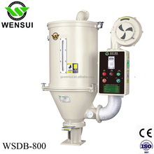 plastic granules hopper dryer with good heat preservation WSDB-800