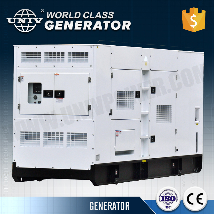 Auto Start Diesel Generator With Soundproof Canopy