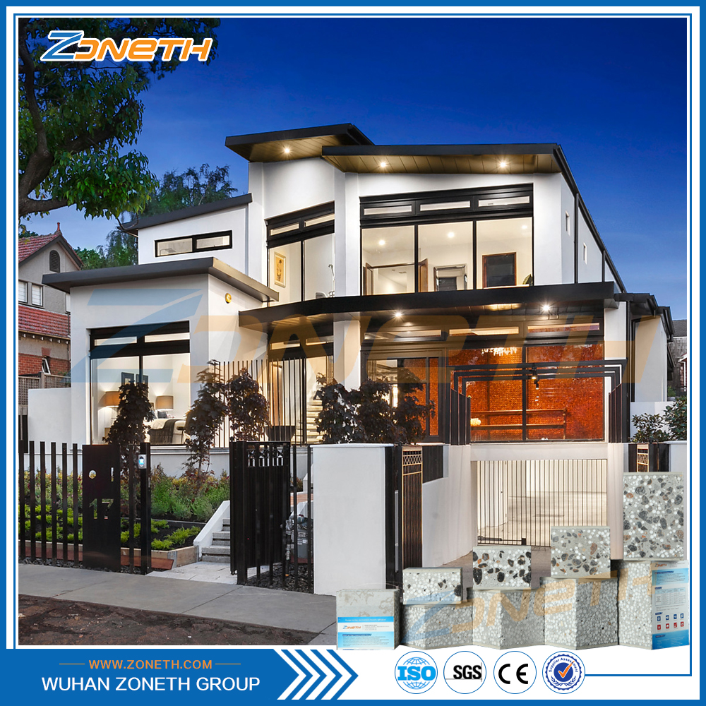 Light Good price Modular China fast building prefab house system