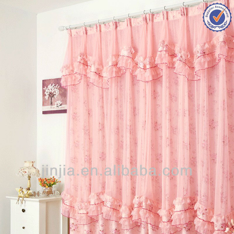 Curtain Manufacturer New design European Style Luxury home furnishings textiles