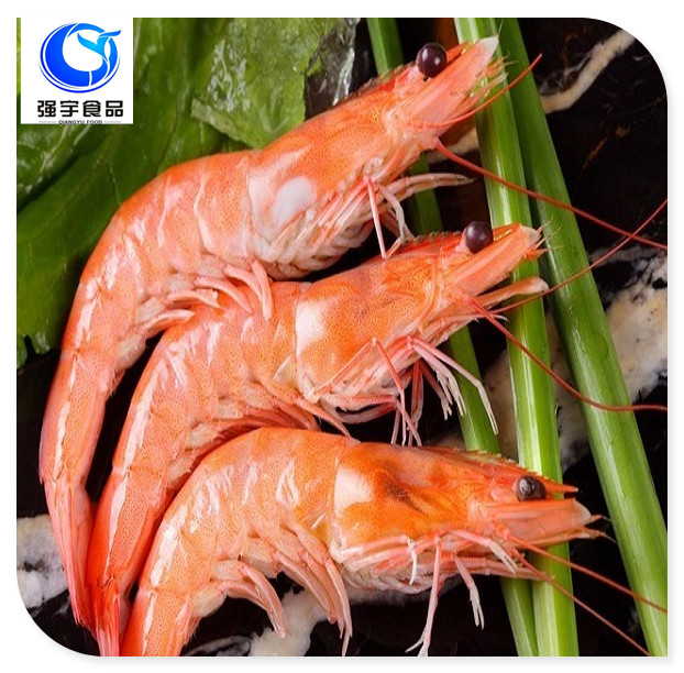 Vannamei Shrimp Variety and IQF Freezing Process Seafood Shrimp