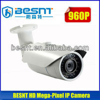 Besnt new product 960P 1.3 megapixel CMOS surveillance CCTV ip camera with high resolution picture BS-IP31K