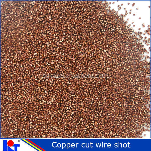 top quality china abrasive - Copper Cut Wire Shot price copper slag