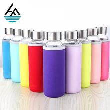 Wholesale Custom neoprene insulated drink water bottle cover