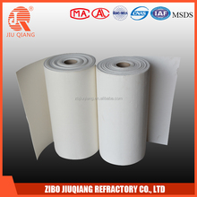 Best high pure thermal insulation refractory security fiber papers