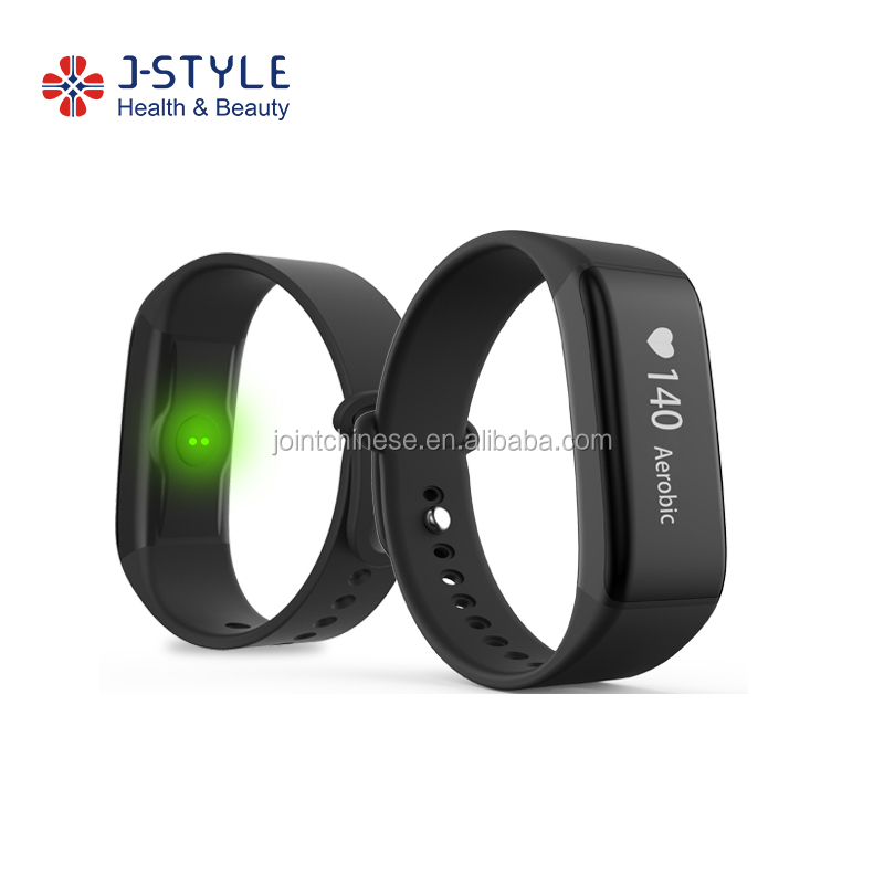 smart bracelet Pulse watch heart rate monitor JA-1638 wristband for Android iOS phone