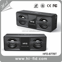 Small Speaker Bluetooth Subwoofer with NFC Pair