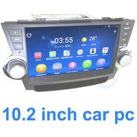 Bulk Buy from China 10.2 inch Big Screen Car Dvd Gps Providers
