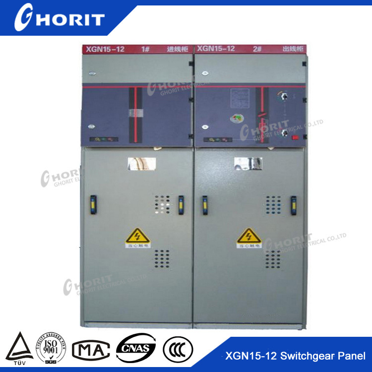 XGN15-12 power substation electrical distribution panel board equipment