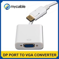 DP port to VGA port converter cable wireless vga adapter