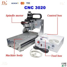 Factory sale!!110/220V cnc milling machine cnc3020,used cnc wood carving machine