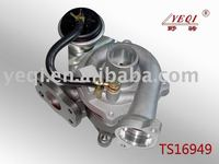 KP35-1 turbocharger