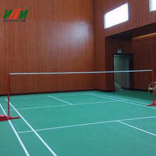 Synthetic Silicon PU Material Used Volleyball Sport Court flooring