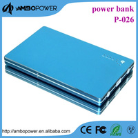 portable mobile powerbank for laptop 20000mah