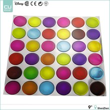Hot Selling Custom 3D Epoxy Resin Floor Tile Stickers