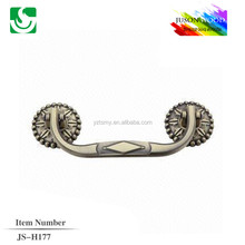 Hot sale qualified cheap metal coffin electroplating handles