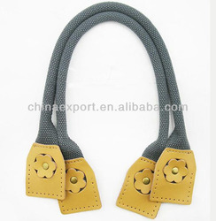 Women handbags high quality leather purse handle diy bag parts