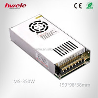 MS-350W MINI single output Switch mode power supply with SGS,CE,ROHS,TUV,KC,CCC certification