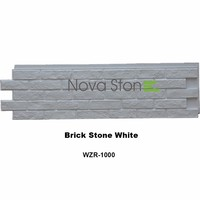New Coming Brick Stone Hotel Wall Panel