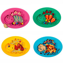2017 hot sales Higher quality and Cheaper price baby silicone placemat ,silicone baby plate,silicone placemat for baby