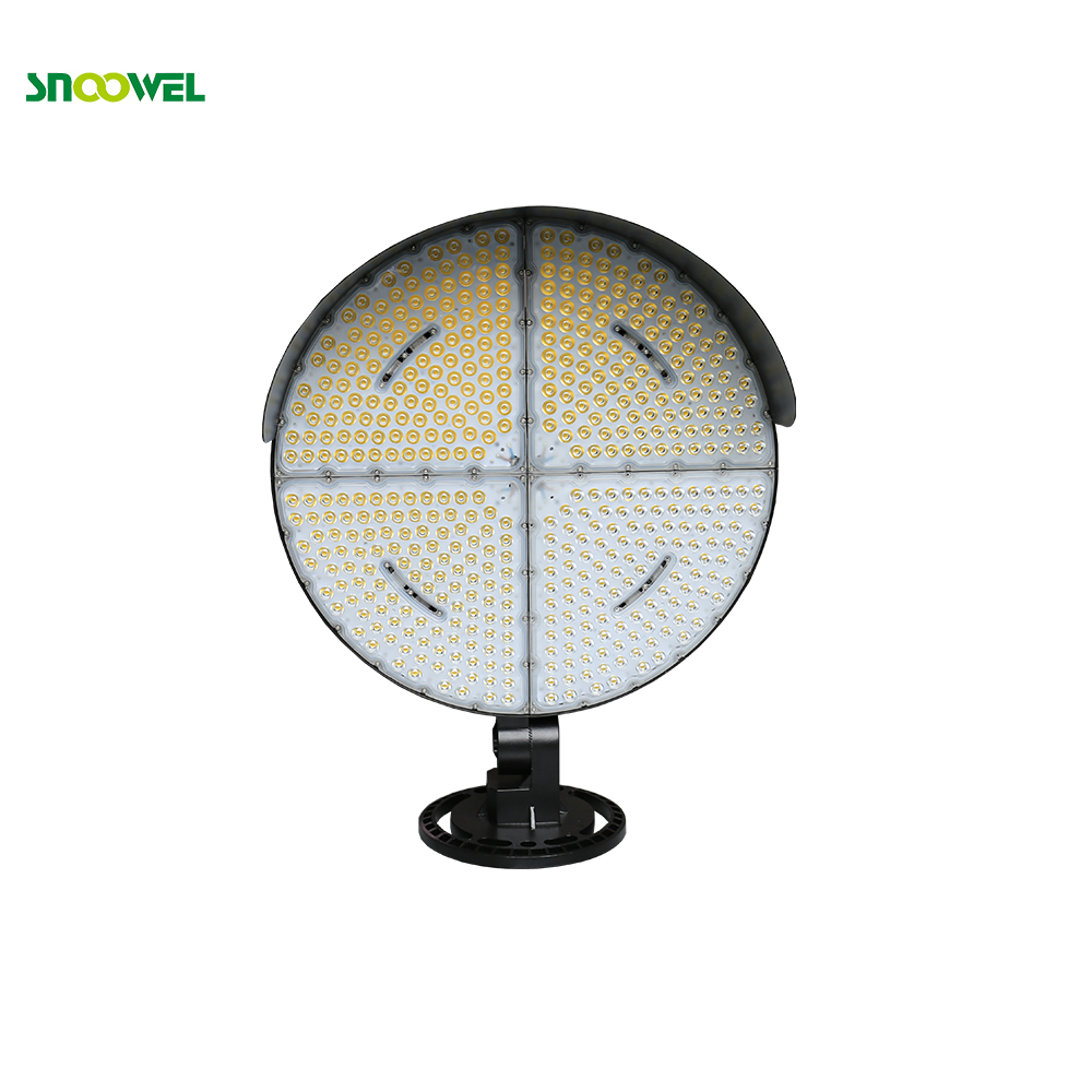 Factory price die-casting aluminum 145lmw led light 1000w outdoor <strong>flood</strong> for stadium