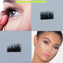 8 styles hot selling magnetic false eyelashes