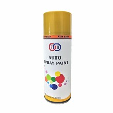 All Purpose Gold Color Hs Code Spray Paint