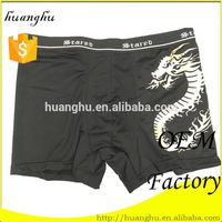 Wholesale elegant front open button mens underwear boxer briefs