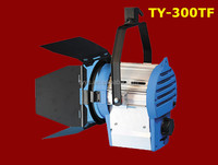 300W TV Studio Tungsten fresnel light TY-300FT by T&Y