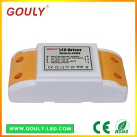 3 years wanrrany CE RoHS non-waterproof 24V 18W led driver 50000 hours lifespan