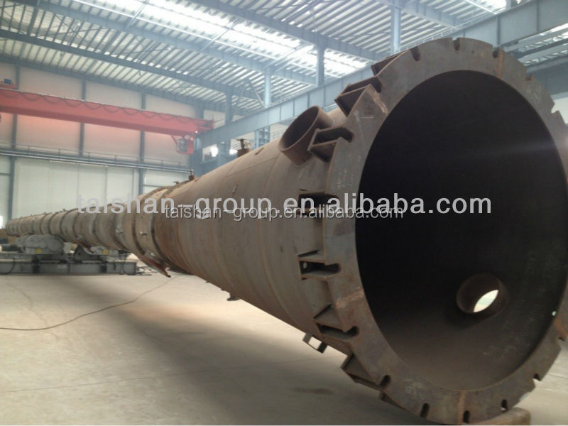 The leading supplier of steel oil gas separation column/tower pressure vessel