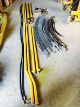 sell well hydraulic breaker pipe line,Cat320D,PC200-8